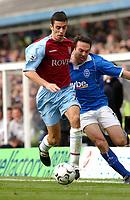 Fotball<br /> Premier League England 2003/2004<br /> Foto: Digitalsport<br /> <br /> MARK DELANEY<br /> ASTON VILLA 2003/2004<br /> BIRMIGHAM CITY V ASTON VILLA (0-0) <br /> PREMIER LEAGUE 19/10/03<br /> PHOTO ROBIN PARKER