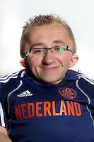 ARNHEM (PAPENDAL) -  Nationale team Rolstoelhockey voor het WK in Italie 2010. COPYRIGHT KOEN SUYK