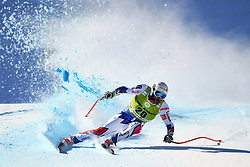 March 14, 2019 - ANDORRA - Brice Roger (FRA) during Men's Super Giant of Audi FIS Ski World Cup Finals 18/19 on March 14, 2019 in Grandvalira Soldeu/El Tarter, Andorra. (Credit Image: © AFP7 via ZUMA Wire)