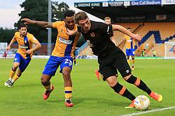 Josh Tymon of Hull City - Mandatory by-line: Matt McNulty/JMP - 19/07/2016 - FOOTBALL - One Call Stadium - Mansfield, England - Mansfield Town v Hull City - Pre-season friendly