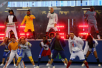 Black Eyed Peas <br /> Cardiff 03-06-2017  Cardiff National Stadium Millennium Stadium<br /> Football Champions League Final 2016/2017 <br /> Juventus - Real Madrid<br /> Foto Cesare Purini / Insidefoto