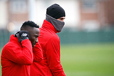 Liverpool Training - Melwood Training Centre - 27 Nov 2018