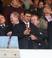Photo: Andrew Unwin.<br />Sunderland v Barnsley. Coca Cola Championship. 21/10/2006.<br />Sunderland's chairman, Niall Quinn.