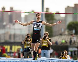 Bohdan Bondarenko, Ukraine, men's high jump, adidas Grand Prix Diamond League track and field meet