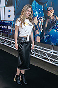 2019, June 17. Pathe ArenA, Amsterdam, the Netherlands. Sterre Koning at the dutch premiere of Men In Black International.