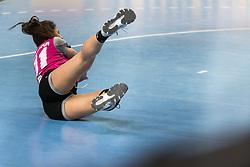 Pandzic Amra of RK Krim Mercator  during Handball match between RK Krim Mercator vs Vipers Kristiansand in Main Round of EHF Woman's Champion League 2018/19, on January 26, 2019 in Kodeljevo, Ljubljana, Slovenia. Photo by Matic Ritonja / Sportida