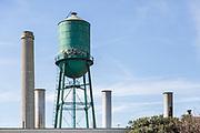 Downey Water Tower at Rancho Los Amigos