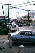 Rural life around the village of Spalding, Clarendon, Jamaica, West Indies in 1990