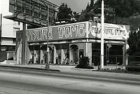 1973 Pleasure Dome on Sunset Blvd. & Kings Rd.