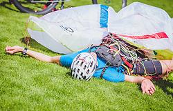 08.09.2018, Lienz, AUT, 31. Red Bull Dolomitenmann 2018, im Bild Hannes Fankhauser (AUT, Skinfit Osttirol/Skinfit International) // Hannes Fankhauser (AUT, Skinfit Osttirol/Skinfit International) during the 31th Red Bull Dolomitenmann. Lienz, Austria on 2018/09/08, EXPA Pictures © 2018, PhotoCredit: EXPA/ Stefanie Oberhauser