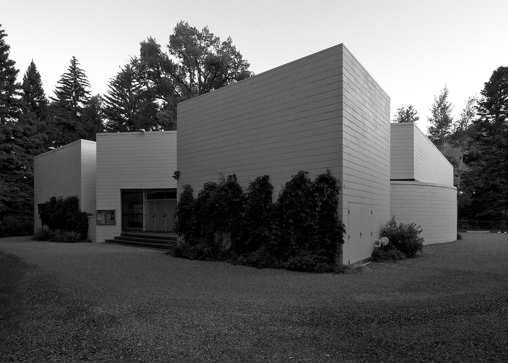 The Given Institute, Harry Weese, Architect, Aspen, Co
