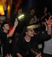 "2008 - Aquarius Niteclub ""Rapture"" party with Jen Lasher"