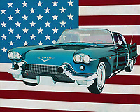 Cadillac is the most luxurious car brand in the United States and with this Cadillac Eldorado Brougham Cadillac has managed to outshine the most famous European cars in terms of luxury. The Cadillac Eldorado Brougham is therefore called in one breath with Rolls Royce in terms of finish and appearance.<br />