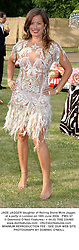 JADE JAGGER daughter of Rolling Stone Mick Jagger, at a party in London on 16th June 2004.PWG 97