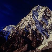 Cholatse Peak, Nepal