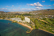 Kahala, Waialae Country Club, Honolulu, Oahu, Hawaii