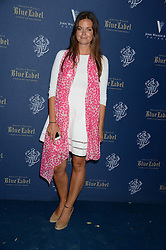The Johnnie Walker Blue Label and David Gandy Drinks Reception aboard John Walker & Sons Voyager, St.Georges Stairs Tier, Butler's Wharf Pier, London, UK on 16th July 2013.<br /> Picture Shows:-Lady Natasha Rufus-Isaacs
