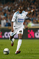 FOOTBALL - FRENCH CHAMPIONSHIP 2009/2010 - L1 - OLYMPIQUE MARSEILLE v AS SAINT ETIENNE - 25/04/2010 - PHOTO PHILIPPE LAURENSON / DPPI - CHARLES KABORE (OM)