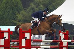 Van Der Schans Wout Jan-P-Pilot W<br /> KWPN Paardendagen Ermelo 2004<br /> Photo © Hippo Foto