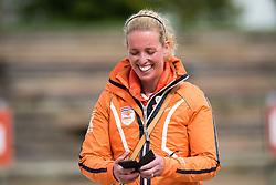 Heuitink Joyce, (NED)<br /> Grade IV Team Test<br /> Para-Dressage FEI European Championships Deauville 2015<br /> © Hippo Foto - Jon Stroud<br /> 18/09/15