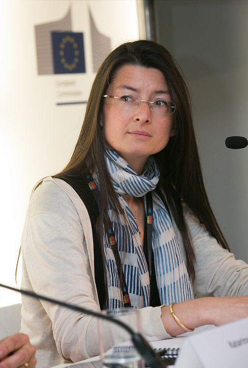 03 June 2015 - Belgium - Brussels - European Development Days - EDD - Growth - Responsible management of supply chains-The case of the garment sector - Thuy-Anne Stricher , <br /> Corporate Partnership Manager CARE France© European Union