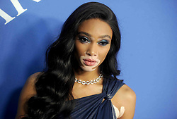 Winnie Harlow at the 2018 CFDA Awards at the Brooklyn Museum in New York City, NY, USA on June 4, 2018. Photo by Dennis Van Tine/ABACAPRESS.COM