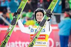 Second placed Peter Prevc (SLO) during the Ski Flying Hill Individual Competition at Day 2 of FIS Ski Jumping World Cup Final 2016, on March 18, 2016 in Planica, Slovenia. Photo by Ziga Zupan / Sportida