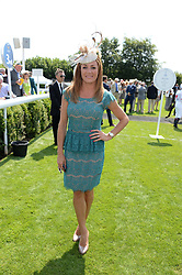 NATALIE PINKHAM at the 3rd day of the 2013 Glorious Goodwood racing festival - Ladies day at Goodwood Racecourse, West Sussex on 1st August 2013.