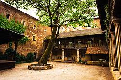 Inside the Wine Museum in Bergerac, France<br /> <br /> (c) Andrew Wilson | Edinburgh Elite media