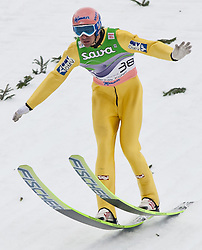 18.03.2011, Planica, Kranjska Gora, SLO, FIS World Cup Finale, Ski Nordisch, Skiflug Einzelwertung, im Bild Andreas Kofler (AUT, #38) // Andreas Kofler (AUT) during Individual results of the Ski Jumping World Cup finals in Planica, Slovenia, 18/3/2011. EXPA Pictures © 2011, PhotoCredit: EXPA/ J. Groder