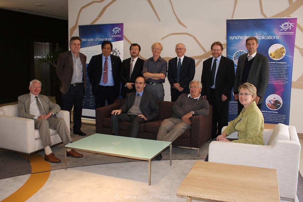 Synchrotron AO Week.  Science Advisorary Committee Group