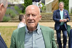 LORD FOSTER at the Cartier hosted Style et Lux at The Goodwood Festival of Speed at Goodwood House, West Sussex on 26th June 2016.