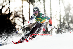 ANDO Asa of Japan competes during the 7th Ladies'  tSlalom at 55th Golden Fox - Maribor of Audi FIS Ski World Cup 2018/19, on February 2, 2019 in Pohorje, Maribor, Slovenia. Photo by Matic Ritonja / Sportida