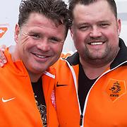 NLD/Breda/20140426 - Radio 538 Koningsdag, Wolter Kroes en Frans Duijts