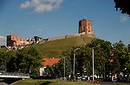 Litwa. Wilno. Wieża Gedymina