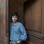 Piccolo Teatro Grassi, Milano, Italia, 3 Aprile 2021. Rebecca Moccia, 28 anni, artista rappresentante di Art Workers.