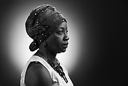 Lola Alapo for the FACES project, Sunday, Sept. 23, 2018, in Knoxville, Tenn. (Wade Payne/www.wadepaynephoto.com)