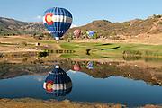 Colorado High balloon at Snowmass Balloon Festival, Sept. 18-20, 2009