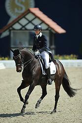 Hanna Mary, (AUS), Boogie Woogie 6<br /> Qualification Grand Prix Special<br /> Horses & Dreams meets Denmark - Hagen 2016<br /> © Hippo Foto - Stefan Lafrentz