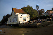 The Butt and Oyster pub, Pin Mill, Suffolk, England