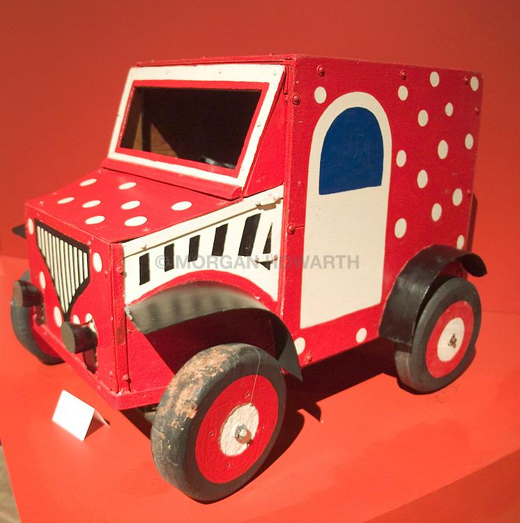 Clown car Ringling Museum Clown car