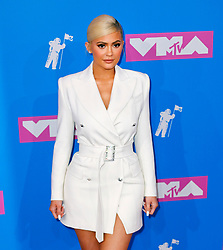 Kylie Jenner, Rita Ora at the 2018 MTV Music Video Awards at Radio City Music Hall. 20 Aug 2018 Pictured: Kylie Jenner. Photo credit: FZS / MEGA TheMegaAgency.com +1 888 505 6342