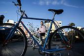Adam Kalamchi of Brilliant Bicycle Co.