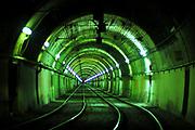 500px Photo ID: 4082910 - West Portal Tunnel in San Francisco