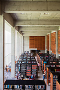 Mississippi Library Commission | Duvall Decker Architects | Jackson, Mississippi