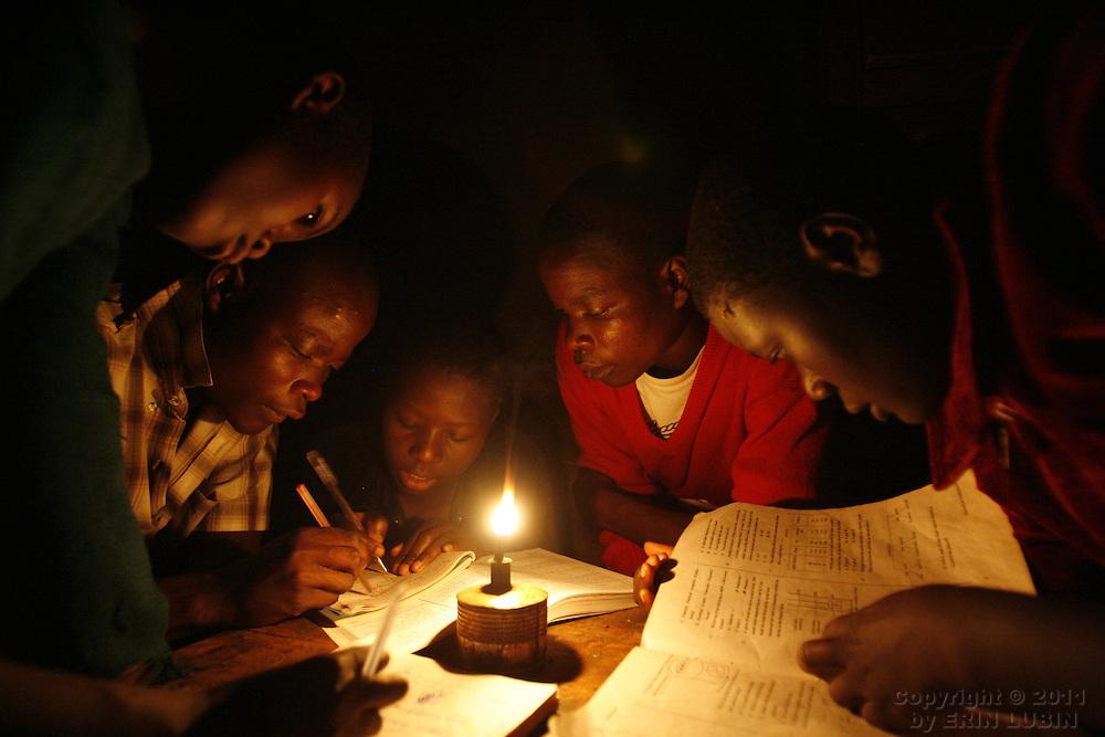 Bungoma, Kenya September, 2006..Photo by Erin Lubin