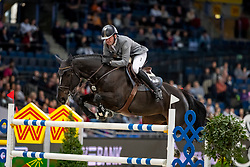 Weishaupt Philipp, GER, Asathir<br /> Stuttgart - German Masters 2018<br /> © Hippo Foto - Stefan Lafrentz