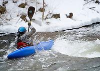 Gunstock Ski Club J1 J2 Open Race at Gunstock Mountain Resort on December 31, 2009.