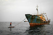 Chinese Zombie ships of West Africa