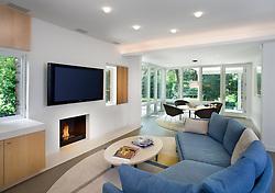 TV,family room,sofa,curved sofa Family room TV room VA 2-174-303